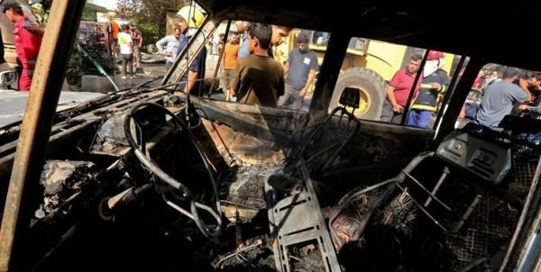 منابع عراقی: 10 شهید در پی انفجار تروریستی در بغداد
