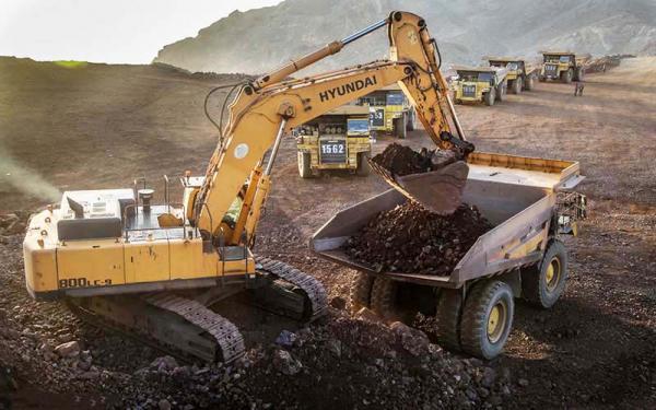 تراز تجاری بخش معدن مثبت شد