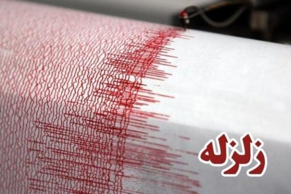 زلزله 5.2 ریشتری در مهران
