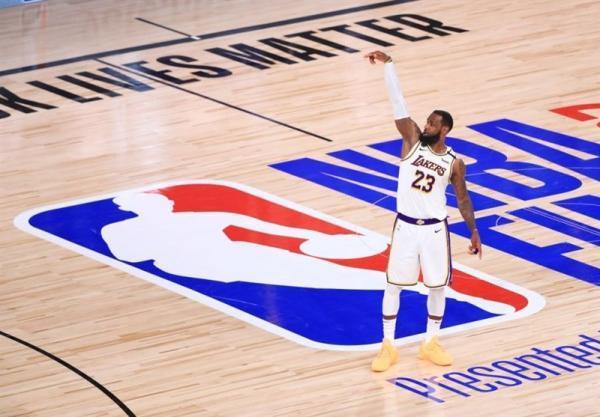 رونمایی از لوگو جدید NBA بدون برایانت