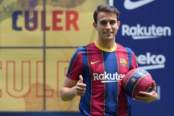 کل کل جالب جرارد پیکه با ستاره تازه وارد بارسلونا