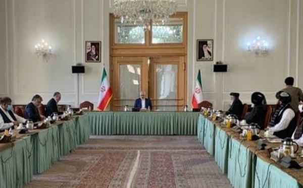 شروع نشست مصاحبه های بین الافغانی با حضور نمایندگان دولت افغانستان و طالبان در تهران