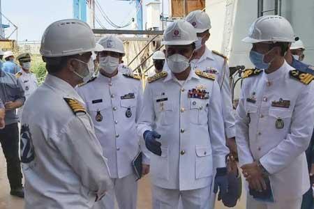حضور نیروی دریایی ایران در منطقه بسیار حرفه ای و محبت آمیز است