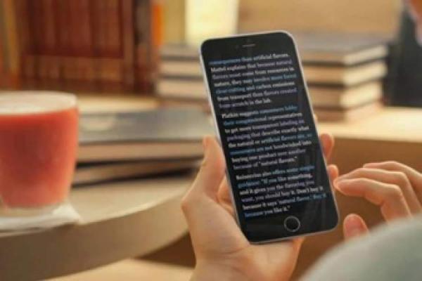 آمازون دوباره در تلفن های آیفون کتاب الکترونیک می فروشد
