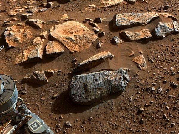 مریخ زمانی قابل سکونت بوده است