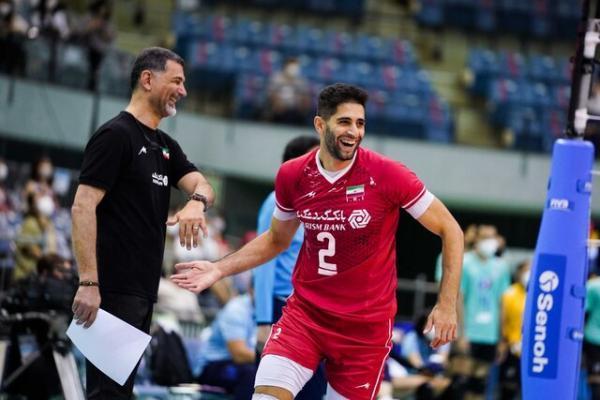 عطایی: خوشحالم مردم ایران شاد شدند، عبادی پور: بازی سنگینی برابر ژاپن داشتیم