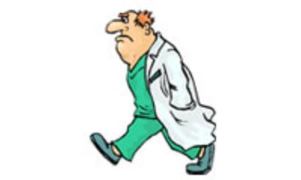 پزشکان هم سلامت می خواهند