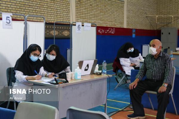 تعداد تزریق واکسن در اردبیل از مرز 832 هزار دز عبور کرد